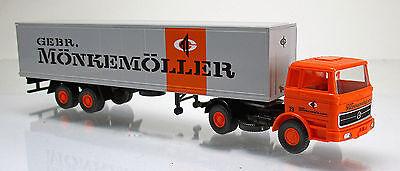 "MB 1620 /""Mönkemöller/"" Wiking 54201 Koffersattelzug"