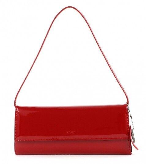 232399a3d57b6 Picard Auguri Shoulderbag Tasche Schultertasche ABENDTASCHE rot günstig  kaufen