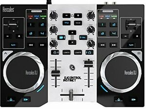 new professional digital dj controller mixing console mixer mp3 decks music mix ebay. Black Bedroom Furniture Sets. Home Design Ideas