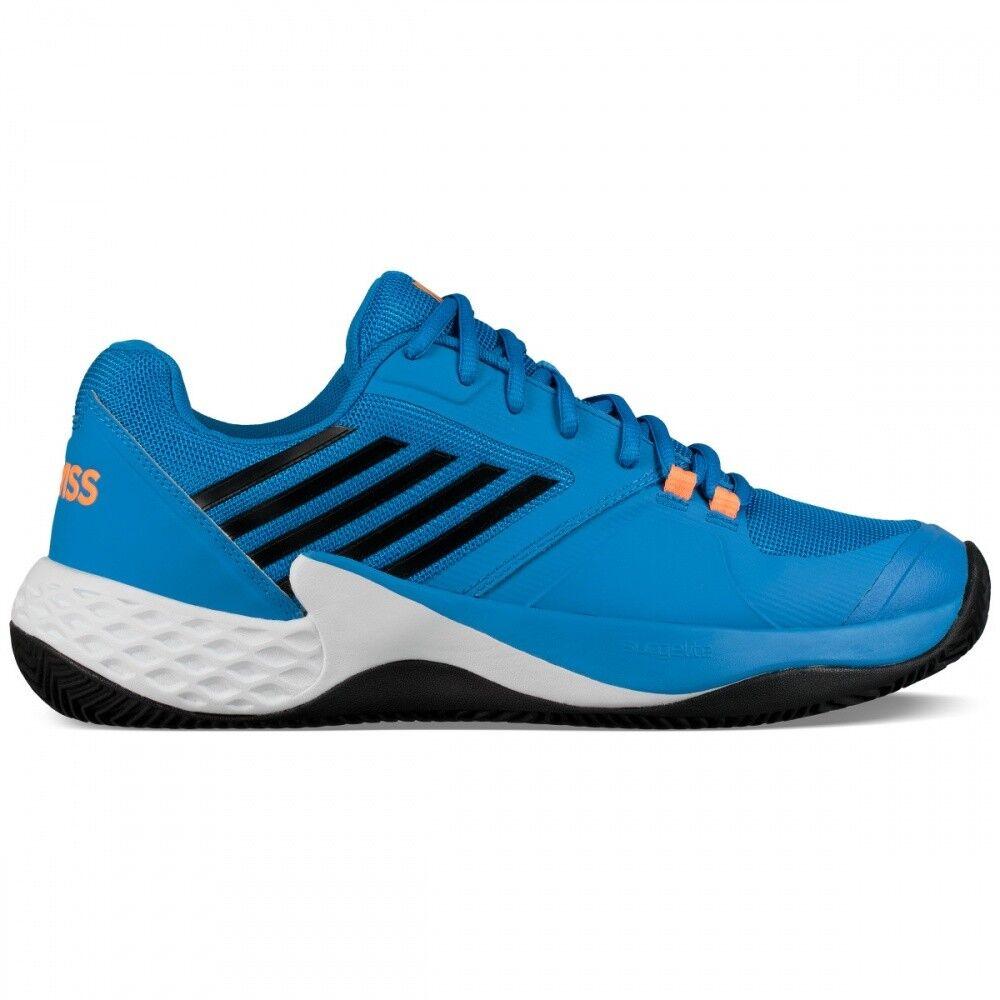 K-Swiss Aero Court hb zapatillas de tenis caballero azul outdoor nuevo PVP 109,99