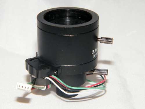 Ricom Varifocal Low Light Wide-angle 2.6-6MM Board Lens