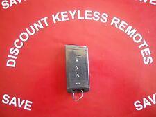 NEW-PYTHON  KEYLESS REMOTE EZSDEI7656A 7656P  ORANGE  LIGHT VERY GOOD CONDITION
