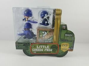 New-Awesome-Little-Green-Men-4-Starter-Pack-Series-1-Marksmen-Squad-Figures