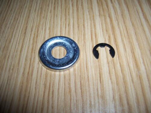 Sicherungsring+Scheibe für Kettenrad  passend Stihl 036 MS360 motorsäge neu