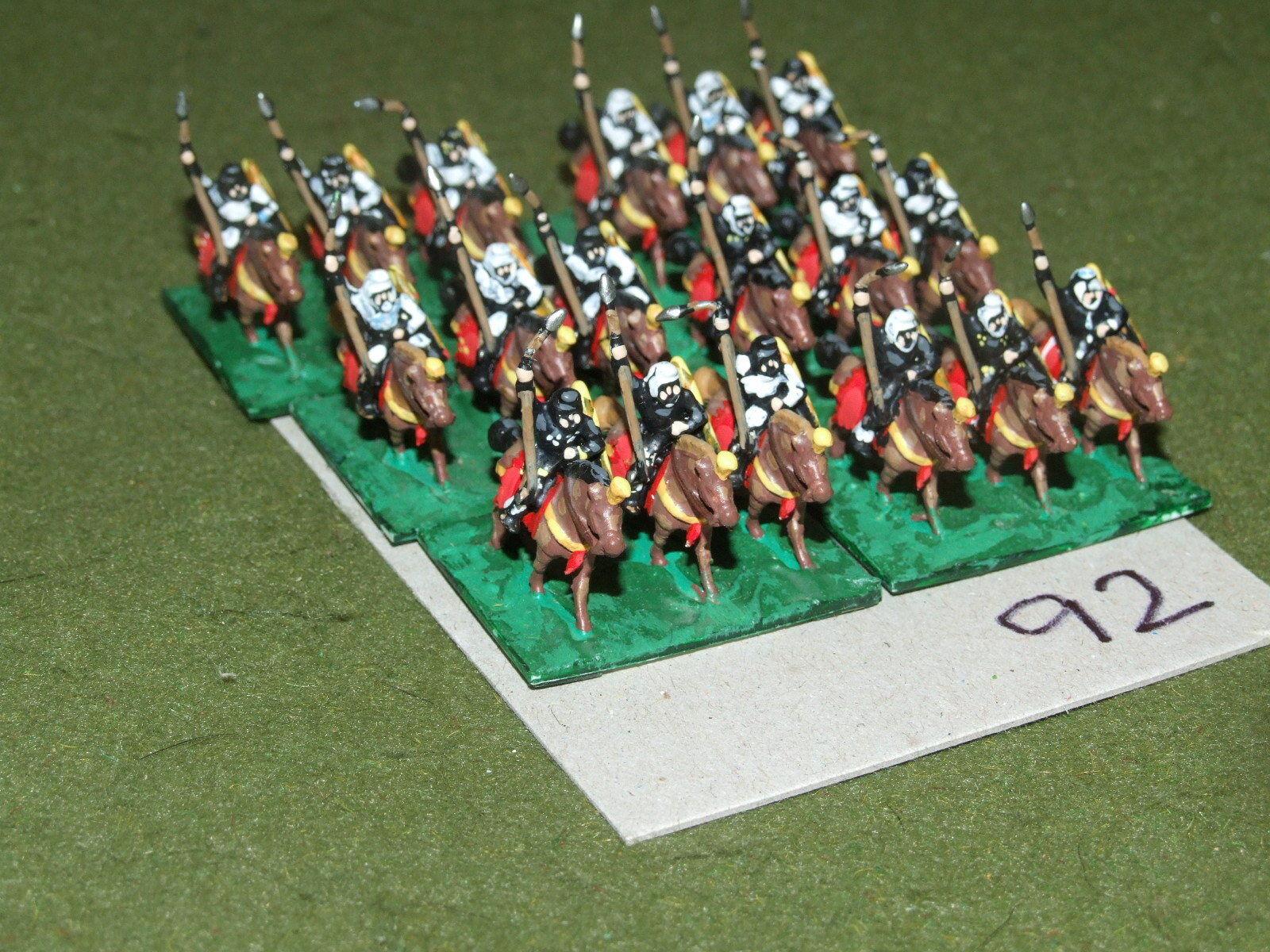 15mm classical   persian - achaemenid 18 Cavalry - cav (A92)