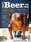 Craft Beer and Food by Guy Martin, Jess Lomas (Paperback, 2016)