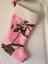 Realtree AP Pink Camo Christmas Stocking Decoration Similiar to Mossy Oak