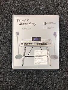 Tyros-2-Made-Easy-By-Simon-Smith