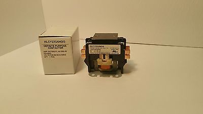 NEW MAGNETIC DEFINITE PURPOSE CONTACTOR/RELAY 2P 50A 24V/120V/240V