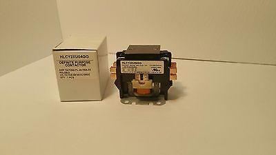 NEW MAGNETIC DEFINITE PURPOSE CONTACTOR/RELAY 2P 50A 24V/120V/240V