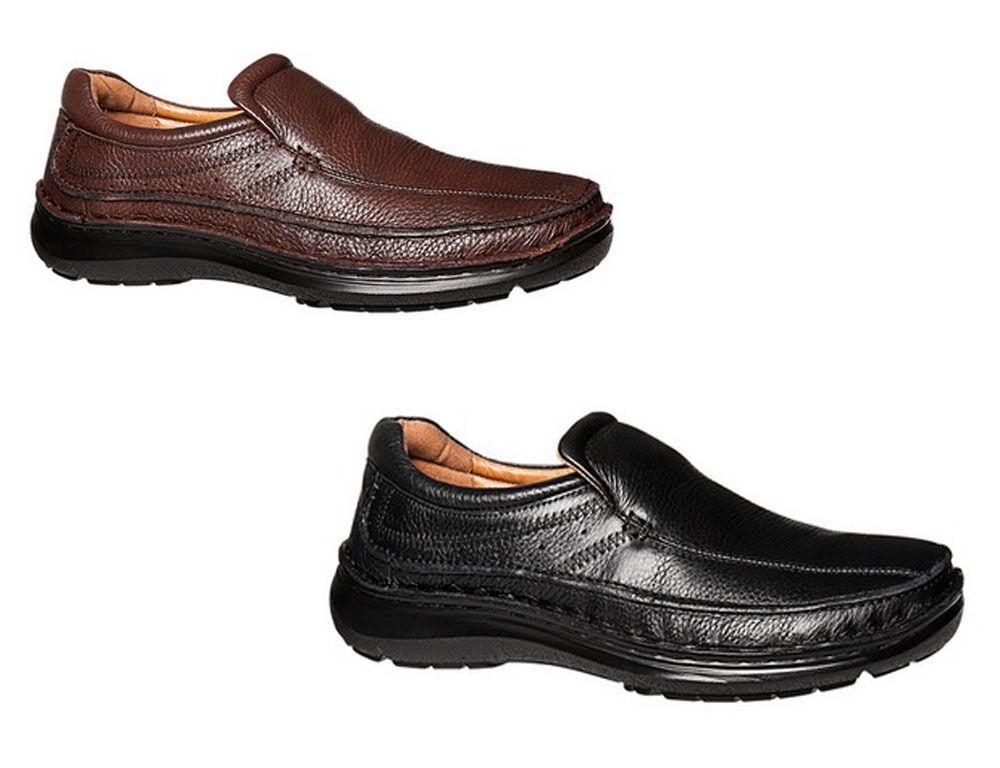 sconto online Mens HUSH PUPPIES Brazen FORMAL DRESS WORK CASUAL LEATHER LEATHER LEATHER scarpe uomo  garantito