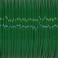 50 YARDS 45m SPOOL WHITE S/'GETTI REXLACE PLASTIC LACING CRAFTS CYBERLOX