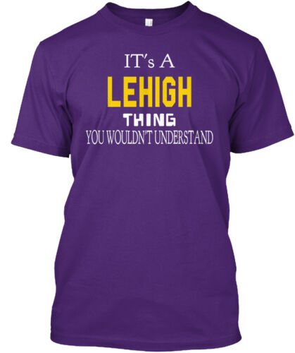 Lehigh Hanes Tagless Tee T-Shirt