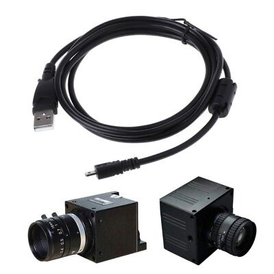 USB+AV Audio-Video Cable 8 Pin for Nikon UC-E6 Coolpix 3100 p90 s6000 5100