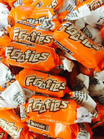 Frooties Mango Fruit Flavored Chewy Candy One Pound Bulk Free Shipping