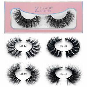 3D-Mink-Lashes-Natural-Long-False-Eyelashes-Volume-Fake-Lashes-Makeup-Extension