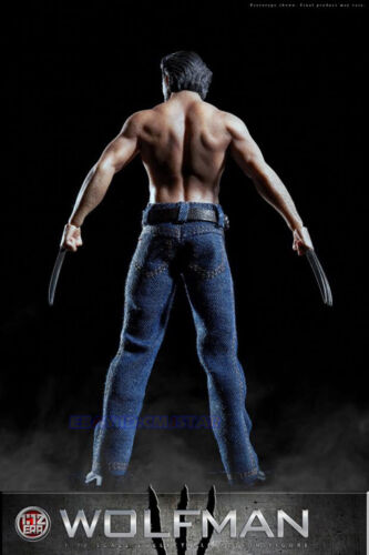 TOYS ERA EA001 1//12 Scale Wolfman Collectible Action Wolverine Figure In Stock