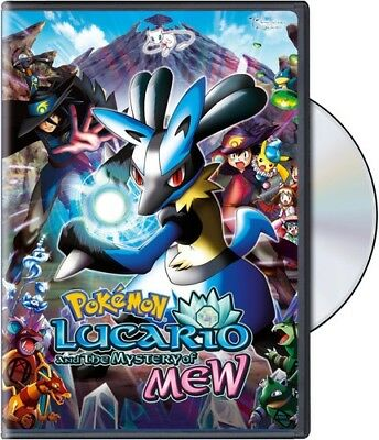 Pokemon Pokemon Lucario And The Mystery Of Mew New Dvd Full