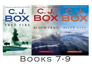 Free Fire (Joe Pickett series Book 7)