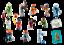FIGURAS-SERIE-1-SCOOBY-DOO-70288-PLAYMOBIL-NUEVO miniatura 1
