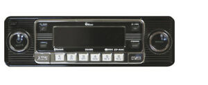 NEW-Classic-Becker-Style-Stereo-Radio-AM-FM-CD-USB-iPod-MP3-3-5-AUX-amp-Bluetooth