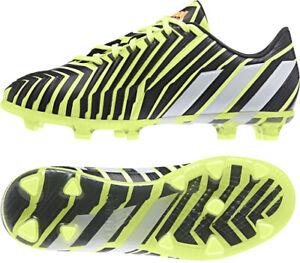 Adidas-Predator-Firm-Ground-Junior-Football-Boots-Yellow