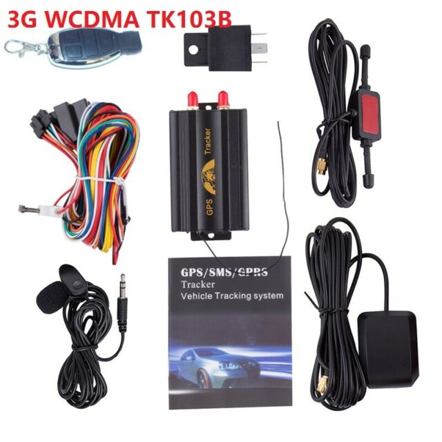 Vehicle Car GPS//GSM//GPRS//SMS Tracker GPS 303G SOS Alert Remote Control Map