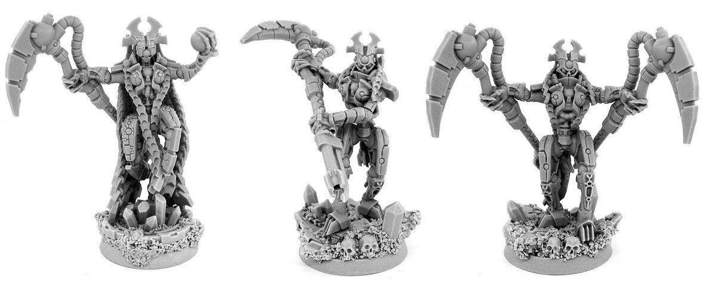 Wargame Exclusive - Necrocyborg Ladies Set of 3