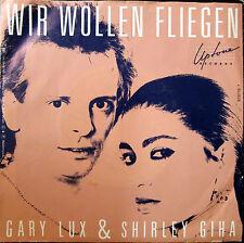 Single / GARY LUX & SHIRLEY GIHA / AUSTRIA / RARITÄT /