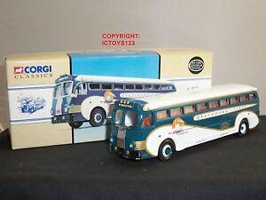 Corgi 98460 Yellow Coach 743 Greyhound Foire des Mondes de New York Américain Bus Miniatures Miniatures 74299984600