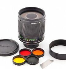 Minolta RF Rokkor 500mm f/8 F8.0 Mirror Lens From Japan