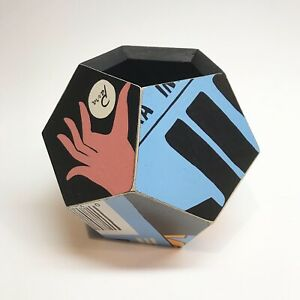 Dodecahedron-Bowl