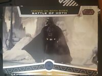 Star Wars 2012 Galactic Files 1 Heroes on Both Sides #HB-9 Battle of Hoth