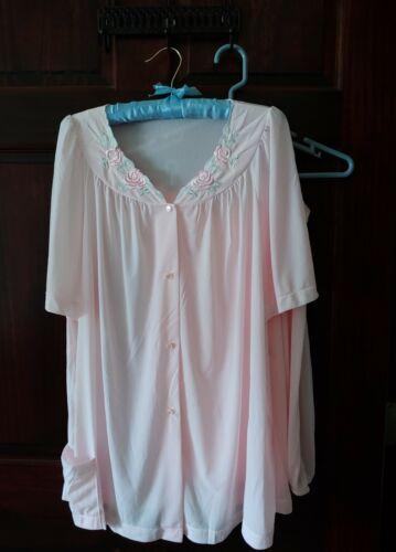 Shadowline Pajama Set Vintage 2 PIECE SET Size 42