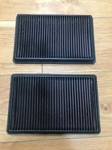 K-amp-N-Filters-for-Jaguar-XK-2009-on-2-air-filters-used-but-perfect-condition