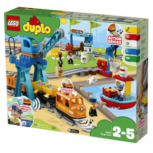 LEGO® DUPLO® 10875 Güterzug +++ NEU & Originalverpackt +++