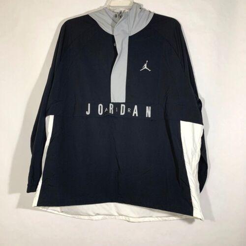 Nike Zip capuche Air Homme Pocket à Windbreaker pour Xxl Vent 1 Jumpman 2 Jordan Sweat EqzfW4x