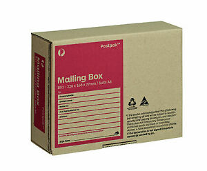 Australia-Post-eBay-Flat-Rate-Mailing-Box-Bx1-100-pk