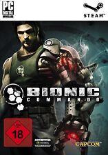 Bionic Commando - STEAM - KEY - Code - Download - Digital - PC