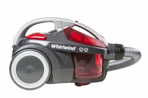 Hoover Whirlwind Bagless Cylinder Vacuum Cleaner SE71WR01 Lightweight Compact