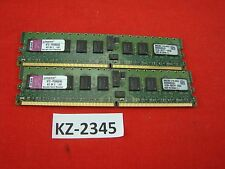 Kingston 4GB(2x2GB) KTD-PE6950/4G DDR2-667 DELL PowerEdge server #KZ-2345