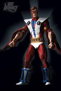 DC-History-of-the-DCU-MANHUNTER-figure-RARE-Kotobukiya-batman-comic