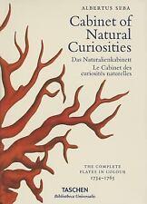 Cabinet of Natural Curiosities by Irmgard Müsch and Albertus Seba (2015,...