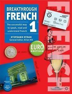 Breakthrough-French-1-Euro-edition-by-Rybak-Stephanie-Paperback-Book