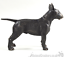 Cold-Cast-Bronze-English-Bull-Terrier-lover-gift-sculpture-ornament-figurine thumbnail 3
