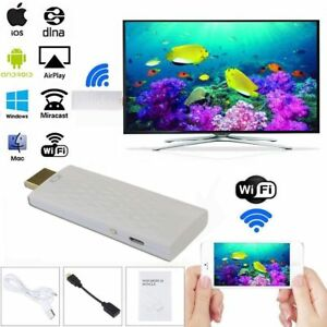 Details about Wireless Wifi Airplay Phone Screen to HDMI TV Dongle Adapter  Mirror Display