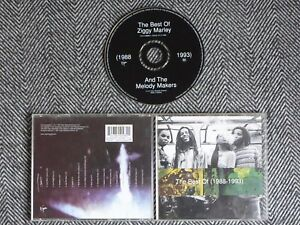 ZIGGY-MARLEY-The-best-of-Ziggy-Marley-and-The-Melody-Makers-CD