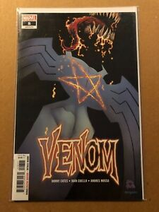 Venom-8-NM-MT-condition-Marvel-Comics-2018