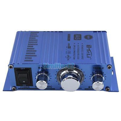 VS2# TELI-A6 Mini Hi-Fi Audio Mono Amplifier for Car Motorcycle Boat Home NEW