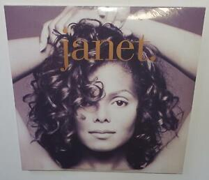 JANET-JACKSON-janet-2019-REISSUE-BRAND-NEW-SEALED-LIMITED-CLEAR-VINYL-LP